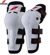Наколенники шарнирные ZANDONA Jointed kneeguard, Белый