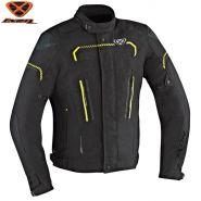 Куртка Ixon Exhale HP, Черно-желтая