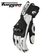 Мотоперчатки Furygan AFS-18 Evo, Черный с белым