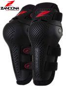 Наколенники шарнирные ZANDONA Jointed kneeguard, Черный
