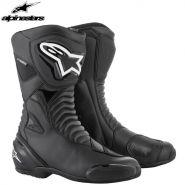 Мотоботы Alpinestars S-MX S Waterproof, Черные