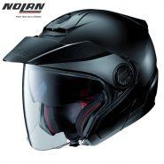 Шлем Nolan N40.5 Classic N-com, Черный матовый