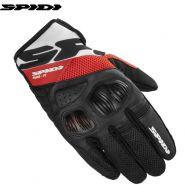 Мотоперчатки Spidi Flash-R Evo, Черно-красные