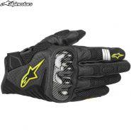 Мотоперчатки Alpinestars SMX 1 Air V2, Черно-Желтые