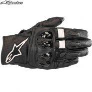 Перчатки Alpinestars Celer V2, Чёрно-белые