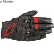 Перчатки Alpinestars Celer V2, Чёрно-красныe